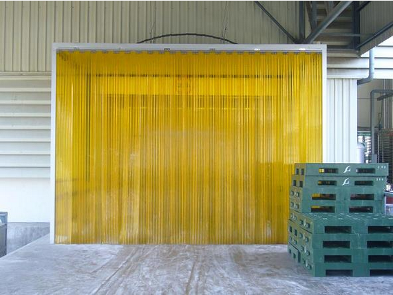 Bộ Rèm Nhựa PVC ngăn côn trùng cho nhà xưởng, khu vưc sản xuất